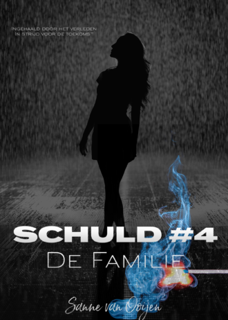 Cover ebook Schuld 4 De Familie
