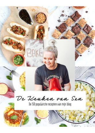 Kookboek voorkant nv