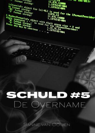 cover ebook de overname